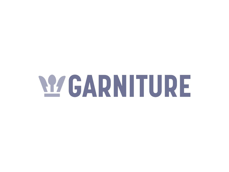 Verpakkingsdesign voor roodservice en retail voor Garniture