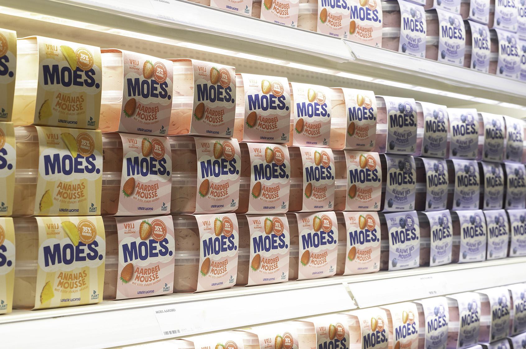 Verpakkingsdesign duurzame merken voor retail
